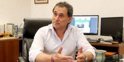 """Sergio Sasia: """"Reclamamos incluir a los trabajadores del transporte en la vacunación contra el Covid-19"""""""