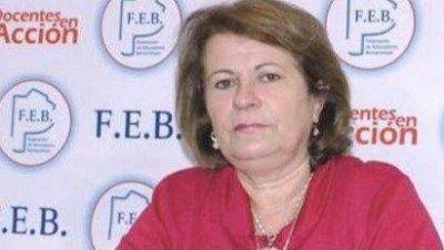 Por la inflación, los docentes le piden a Kicillof abrir la paritaria