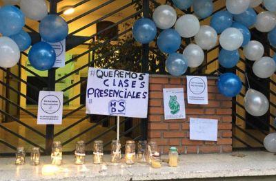 Concejales de Montenegro piden por el regreso de las clases presenciales en Mar del Plata
