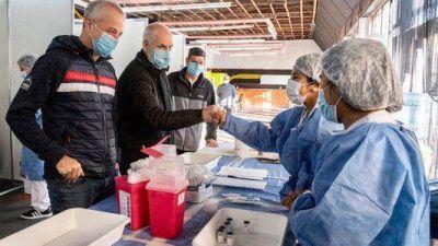 El enojo de Larreta por el anuncio de Kicillof y los cuatro países con los que negocia la compra de vacunas