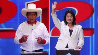 Elecciones en Perú: hoy es el balotaje entre Pedro Castillo y Keiko Fujimori