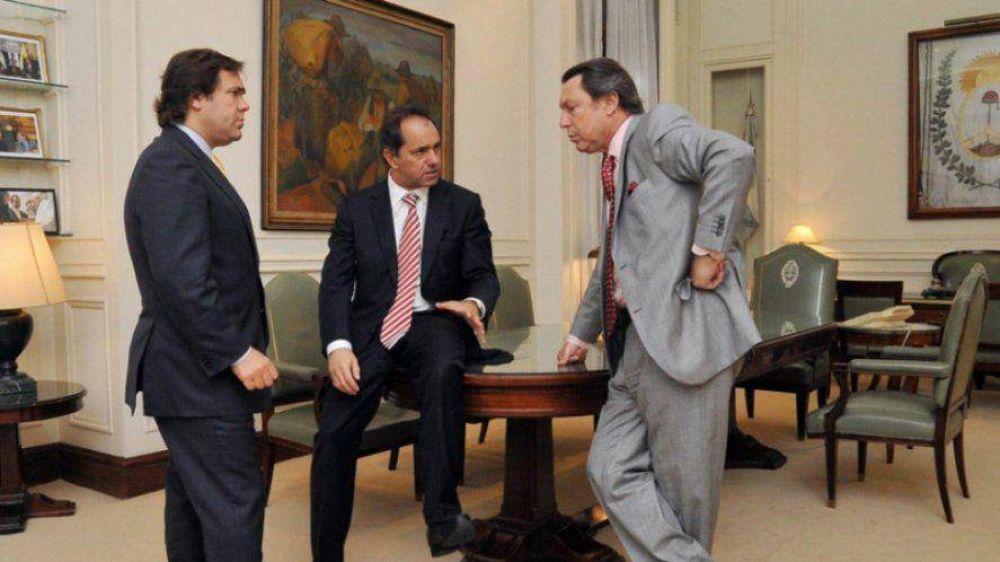 Qué hacen los ministros que acompañaron a Scioli hasta 2015