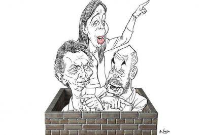 La oposición, cada vez más perdida en su laberinto