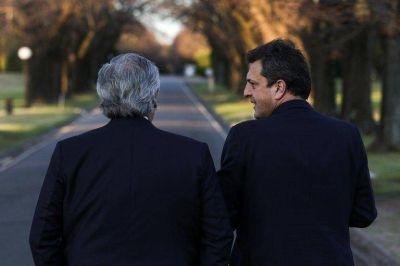 Reunión en Olivos: Alberto Fernández definió con Massa su agenda en Estados Unidos para profundizar las relaciones geopolíticas con Joseph Biden