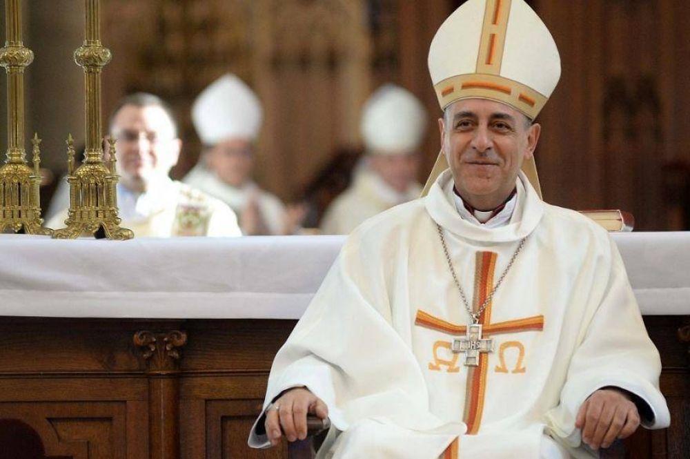 Mons. Fernández en Corpus: