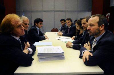 Organizaciones políticas y gremiales del oeste expresaron su apoyo a Sabbatella