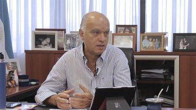 Grindetti calificó de inoportuno el aumento del 35% del monotributo