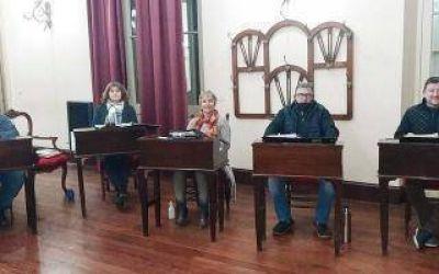 Juntos por el Cambio pide clases presenciales pero en Colón sus concejales no sesionarán hasta que sean vacunados