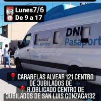 Hoy operativo territorial RENAPER en Carabelas y Obligado; mañana Rojas