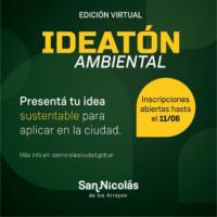 """La Municipalidad lanza el """"Primer ideatón ambiental"""""""