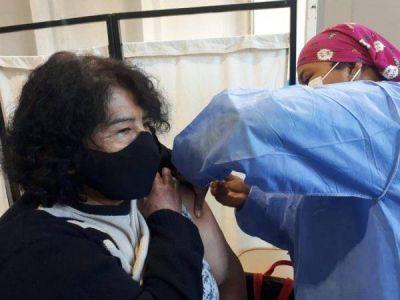 Jujuy: Más de 55 mil personas con esquema completo de vacunación