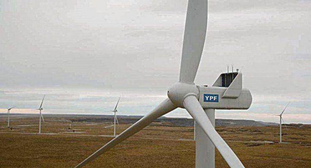 YPF Luz alcanzó los 175 MW en el parque eólico Los Teros