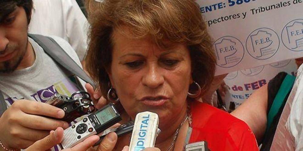 Presión para Kicillof: gremio docente reclama que se reabra la discusión salarial del sector