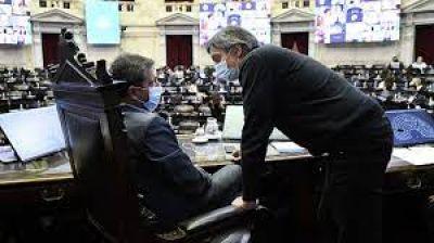 Diputados: el oficialismo intentará aprobar la ley de Emergencia Covid-19 antes del fin del DNU