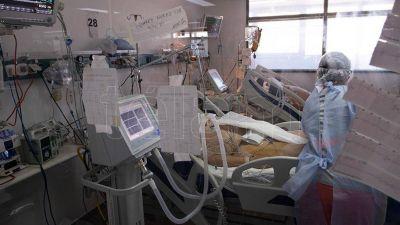 Murieron 733 personas y 22.195 fueron reportadas con coronavirus en las últimas 24 horas