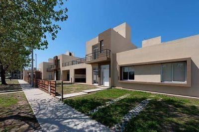 El Ministerio de Hábitat brindó detalles sobre la construcción de 96 viviendas en Luján