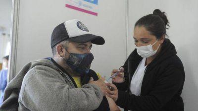 En Echeverría ya se aplicaron más de 100 mil vacunas contra el COVID