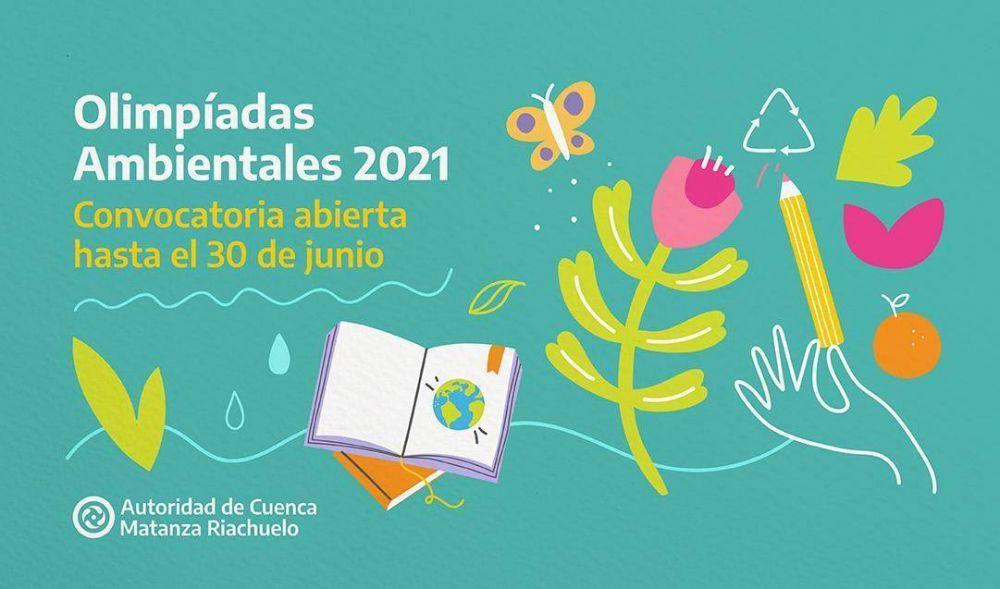 ACUMAR abre la inscripción a una nueva edición de las Olimpíadas Ambientales