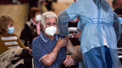 Córdoba ya vacunó a más de un millón de personas contra el coronavirus