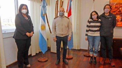 La primera unión convivencial de Carlos Paz