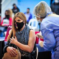 Más de 2.400 citados en San Luis para recibir primeras y segundas dosis