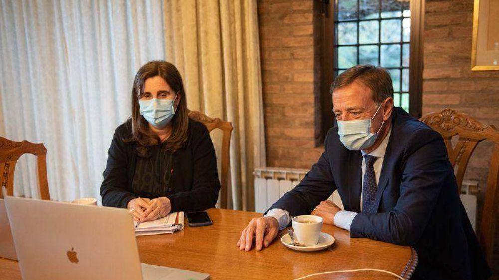 Restricciones: Suárez tiene decidido que en Mendoza continúen las mismas medidas sanitarias