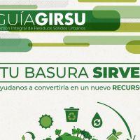 Semana del Ambiente: la Guía GIRSU, una herramienta para la reducir, reutilizar y reciclar