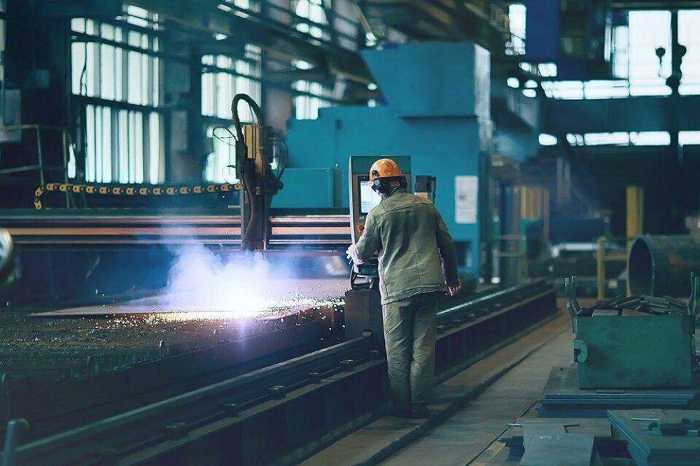 Abril ratificó el repunte del sector manufacturero