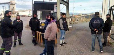 El SSIP Necochea visita a los vigiladores de la región para atender sus demandas
