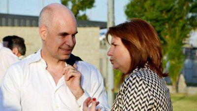 Los motivos por los que Horacio Rodríguez Larreta no quiere que Patricia Bullrich sea candidata en la Ciudad de Buenos Aires