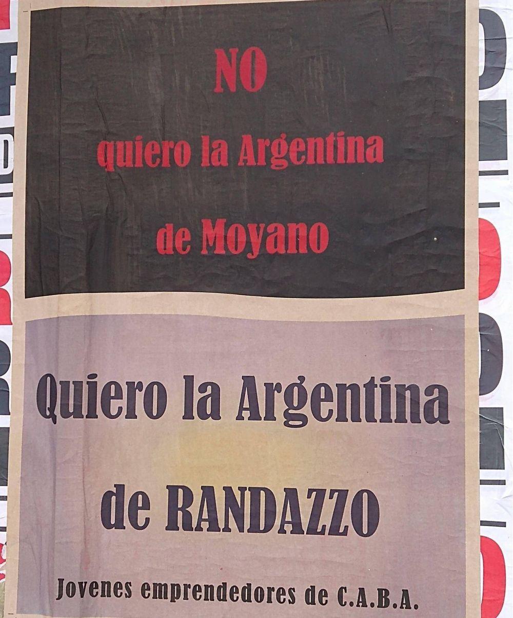 Randazzo acelera su campaña legislativa y escoge a los Moyano como su enemigo favorito