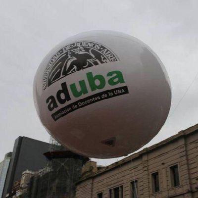 ADUBA y APUBA presentaron un nuevo Frente de Trabajadores de la UBA
