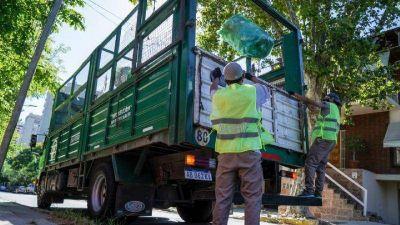 Continúa el programa de Residuos Especiales Domiciliarios en Vicente López