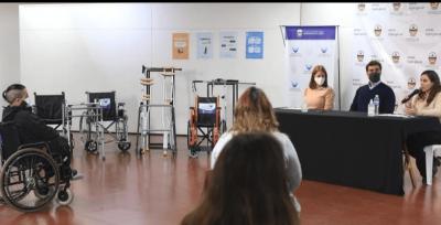 Presentaron: «Luján Ciudad Inclusiva», para garantizar los derechos de las personas con discapacidad