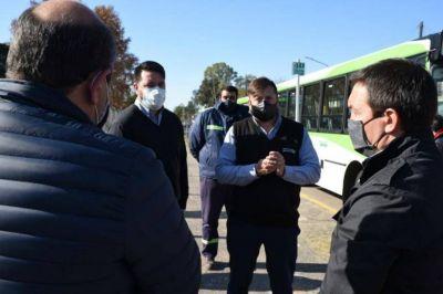 Florencio Varela: Presentaron un nuevo ramal en la Línea 511