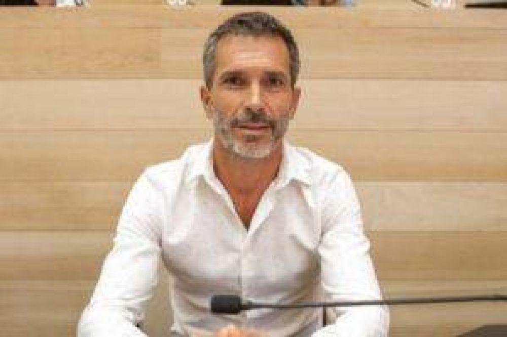 La dupla que quiere Cossar: Negri senador y Mestre diputado