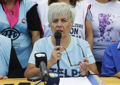 La Secretaria General de UTELPa destacó el aumento de la vacunación docente y dijo que más del 50% de las y los trabajadores ya recibieron la vacuna