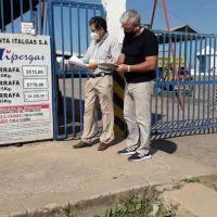 Controlan el precio del gas en distribuidoras correntinas
