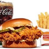 Burger King y Coca-Cola ofrecen a lectores de Abasto disfrutar gratis el nuevo sándwich Ch'King