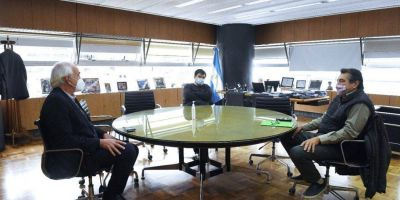 La CTA Autónoma le pidió al ministro Moroni que acelere la regularización de nuevos gremios