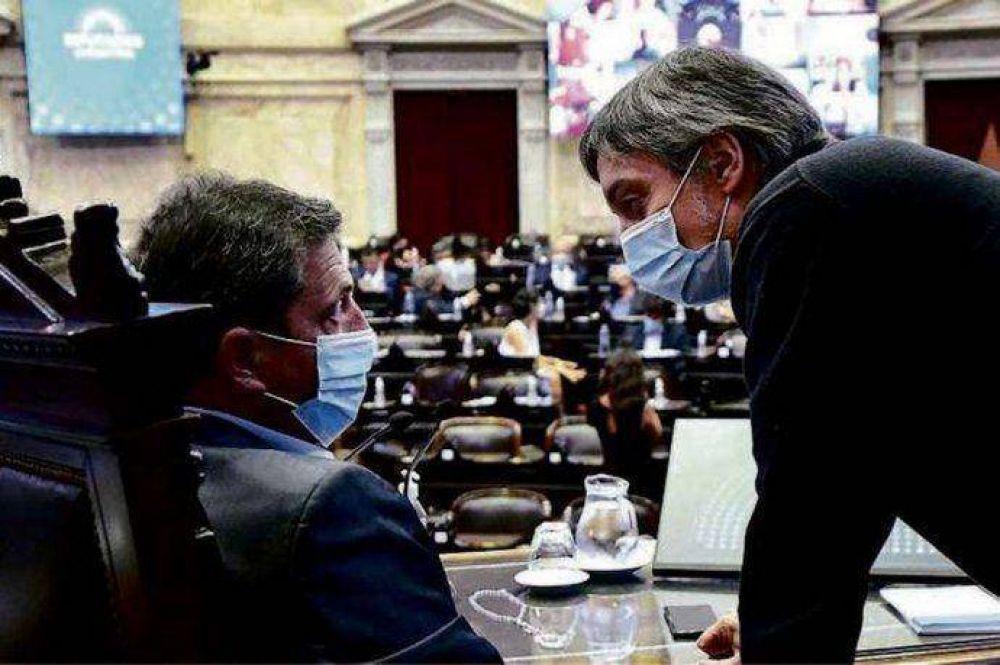 Ley de pandemia: oficialismo empuja hoy dictamen y busca votos para sancionarla