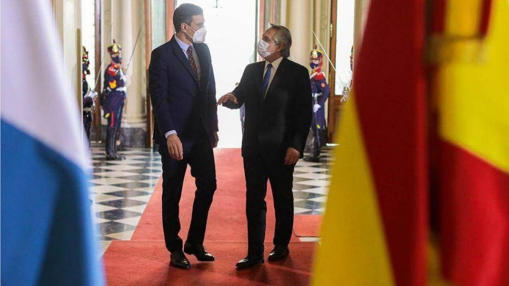 Pese a las disculpas, Bolsonaro Jr, Brasil y México condenaron a Alberto Fernández