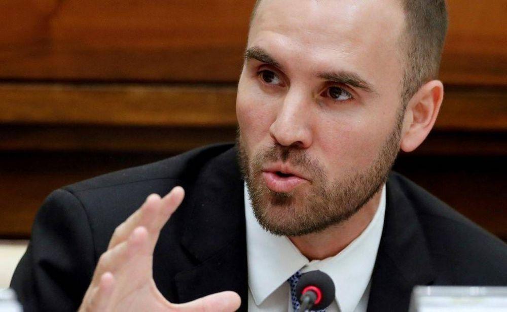 Guzmán se alinea con el Gobierno y apoya negociación de deuda bonaerense