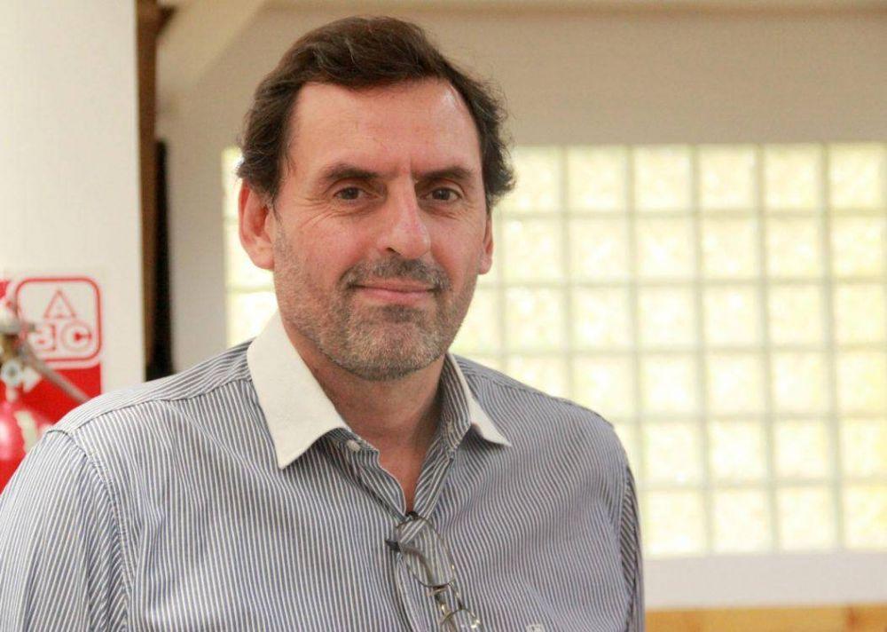 Alejandro Salcedo asumió la Secretaría General de Udocba tras el fallecimiento de Miguel Díaz