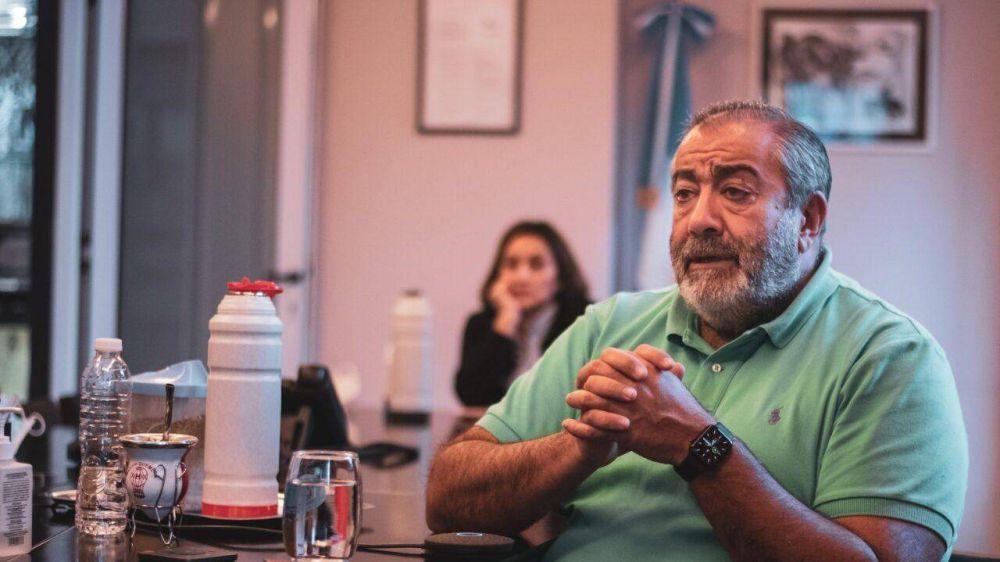 """Héctor Daer aseguró que los trabajadores de Sanidad """"no se quedarán sin paritarias"""""""