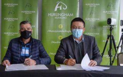 Colocarán cámaras termográficas en escuelas de Hurlingham para la vuelta a clases