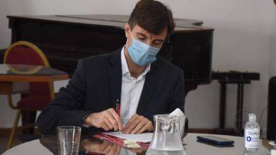 Respiradores en Morón: Extendieron los contratos para enfrentar el Covid
