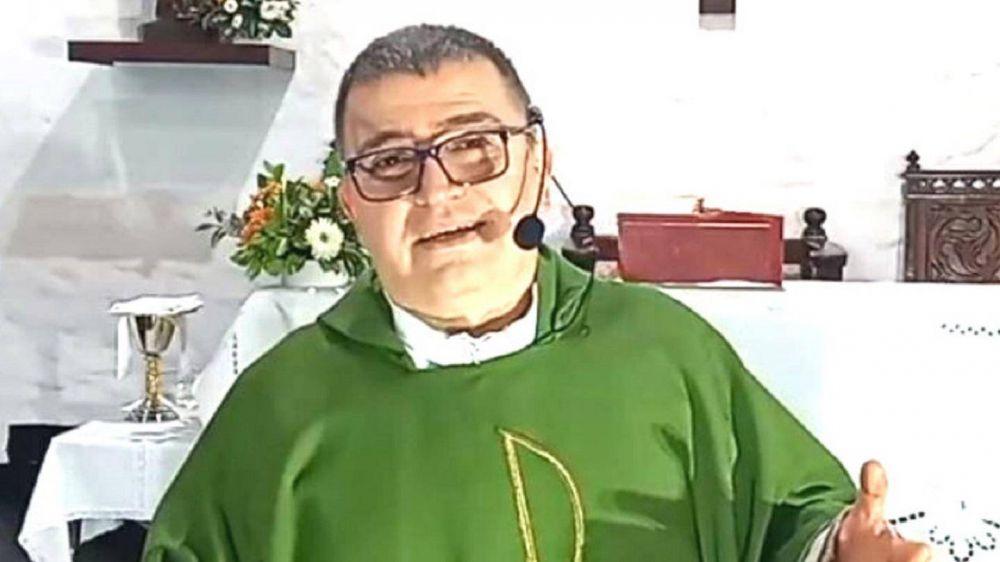 Preocupa en Hurlingham la salud del padre de la Parroquia Borromeo