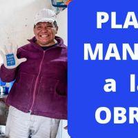 El municipio continúa con el desarrollo del programa Manos a la Obra a pleno