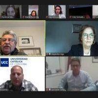 Modo campaña: Vigo recorre (virtualmente) los departamentos